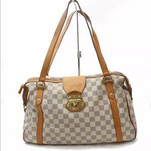Authentic Louis Vuitton Stressa PM Bag Purse